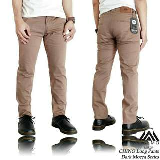 Dark Mocca&Brown Chino pants