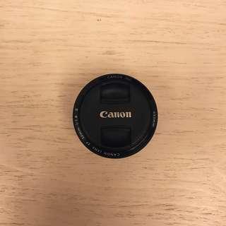 Canon 50mm f1.8 version 2 No Box