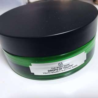 The Body Shop Drops of Youth Youth Bouncy Sleeping Mask