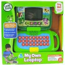 Leapfrog My Own Leaptop