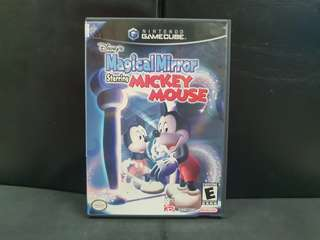 GameCube Disney Magical Mirror Starring Mickey Mouse (Used Game)