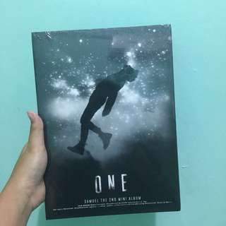 KIM SAMUEL 'ONE' ALBUM