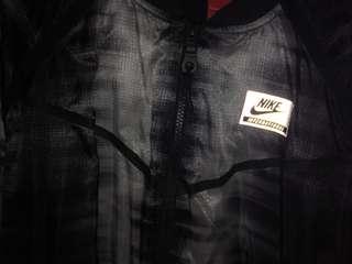 Nike International woman's small bomber jacket