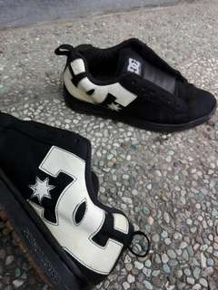 Sepatu Skate DC Original