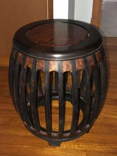 Antique Stool made from quality Wood