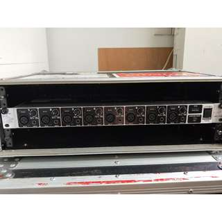 Behringer ADA8000 8-channel Preamp & A-D/D-A Converter