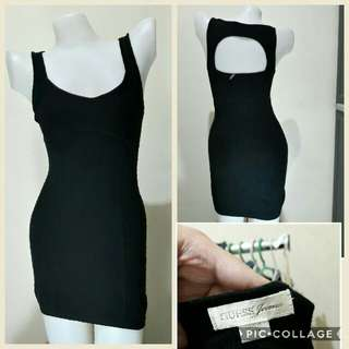 Guess knitted bodycon dress