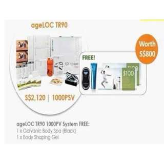 GRAB it now!! Ageloc TR90