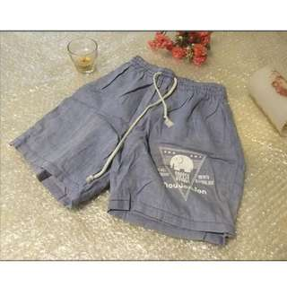 夏天 男童 女童 小孩 兒童 男孩 女孩 短褲 褲子約大班至小一 只售79元