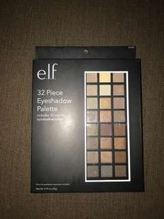 ELF 32 colour eyeshadow palette