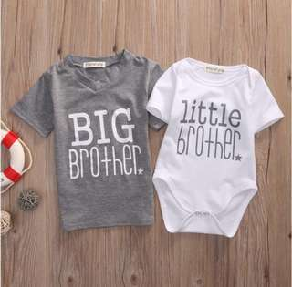 PO Little brother & big Brother set