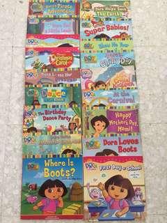 Dora the explorer story books