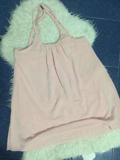 Baby Pink Top Size M-L
