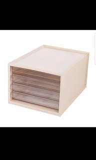 Desktop trays drawer