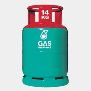 Tong gas 14kg (FULL)
