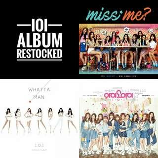 IOI RESTOCKED ALBUM