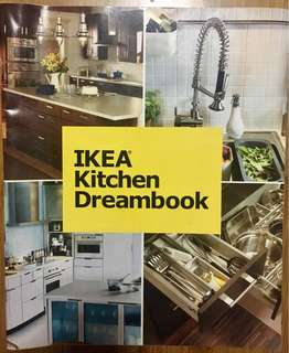 IKEA Kitchen Dreambook