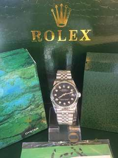 ROLEX AUTHENTIC WATCH