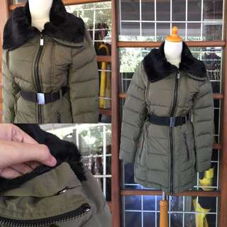 MANGO WINTER COAT