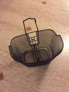 Basket bicycle