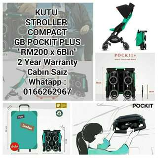 """KUTU"" - GB POCKIT PLUS GOLD"