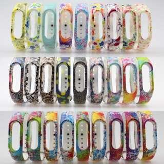 🚚 小米手環2適用的替換炫彩腕帶  多色可選  Mi 2  adaptable strap