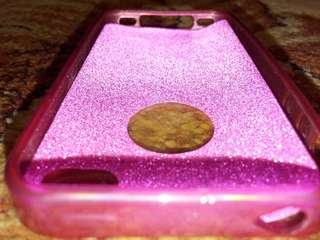 IPHONE  4 PINK CASE