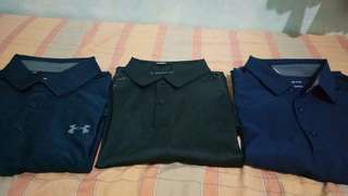 UA Polo Shirt (Buy 3 for only 7,500 with Free Shirt)
