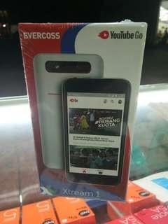 Evercoss S45 4G/Lte bisa faceunlock Termurah