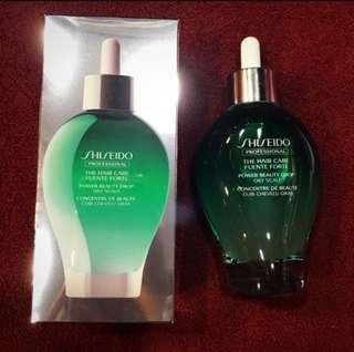 Shiseido Fuente forte power beauty scalp