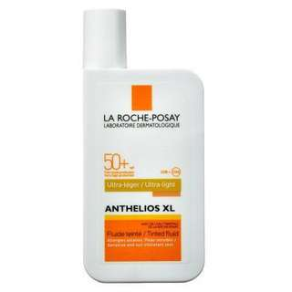 La Roche-Posay Anthelios XL Face Fluid TINTED SPF 50+