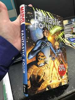Hardcover Fantastic Four Volume 1