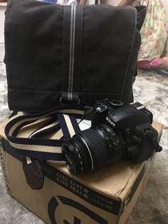 Nikon D3100 with lens kit! Excellent condition!!!