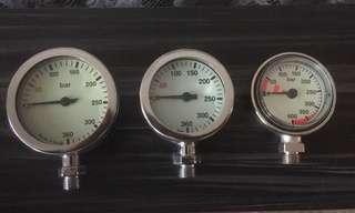 OEM single Diving SPG Diving gauge