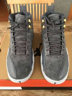 Air Jordan 12 Retro - Dark Grey  Size 7,5 US - 40,5 Eur