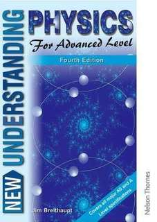 Oxford New Understanding Physics For Advanced Level Fourth Edition (Preloved)