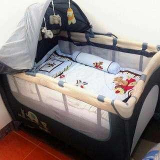 Akeeva Crib