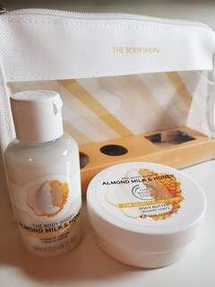Body Butter & Shower Cream