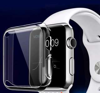 Apple Watch Series 2 3 TPU protective case cover