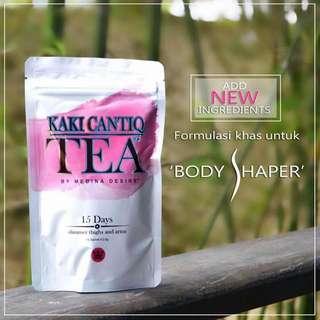 [INSTOCK] KAKI CANTIQ TEA