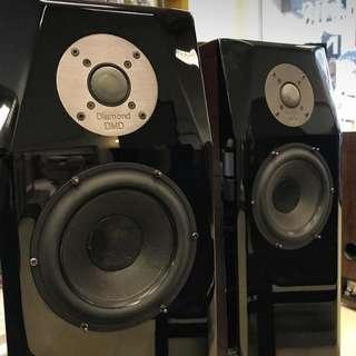 Usher mini one speakers