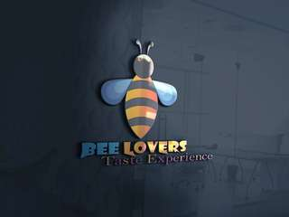 LOGO DESIGN #BEE LOVER, #MASTERMIND,#DURO FASION