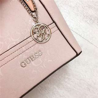 AUthentic Guess Glossy Delaney Mini Tote bag