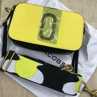 Marc Jacobs Snapshot Camera Sling Bag
