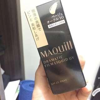 Maquill liquid foundation