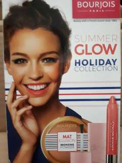 Bourjois - Summer Glow Holiday Collection