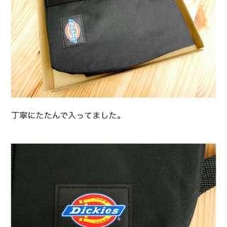 日本直送雜誌Dickies背包