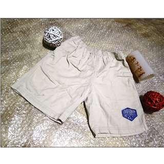 夏天 短褲 褲子女童 女孩 小孩子 兒童 男童 男孩 出清 特價  只售69元 隨便賣 約6~8歲 100%棉