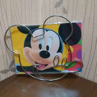 Frame foto mickey mouse