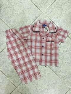 Pajama set 2t